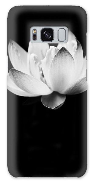 Ghost Lotus Galaxy Case