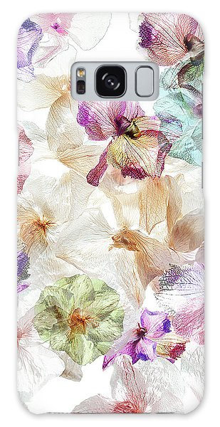 Orchid Galaxy Case - Ghost Orchids by Ludmila Shumilova