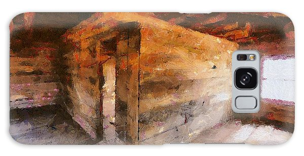 Ghost Ranch  Galaxy Case