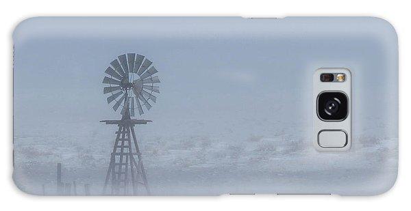 Ghost Windmill Galaxy Case