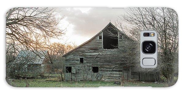 Ghostly Barn Galaxy Case