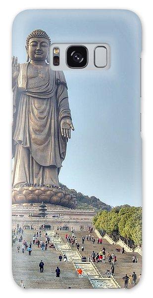 Giant Buddha Galaxy Case