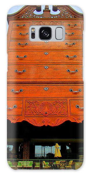 Giant Chippendale Chest Of Drawers Galaxy Case