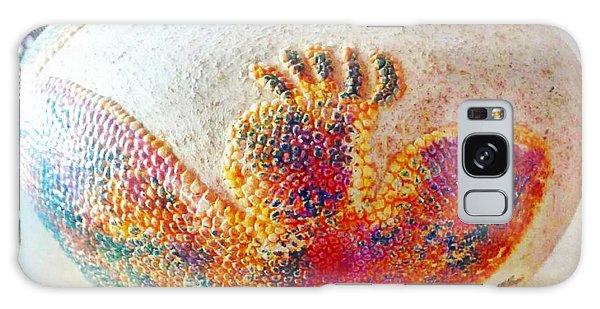 Gila Monster Ceramic Pot Galaxy Case