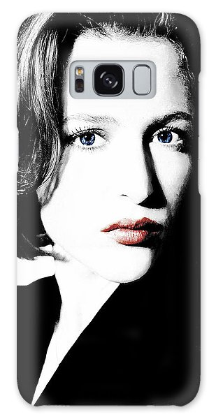 Gillian Anderson Galaxy Case