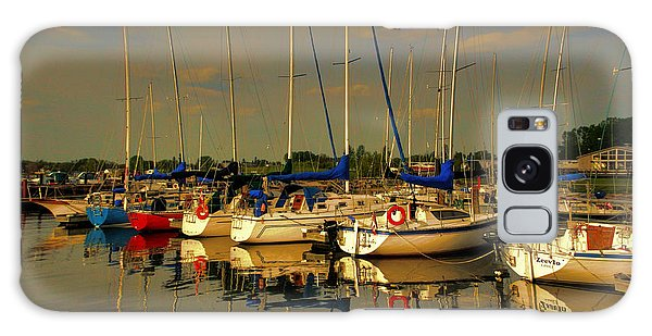 Gimli Harbour Galaxy Case