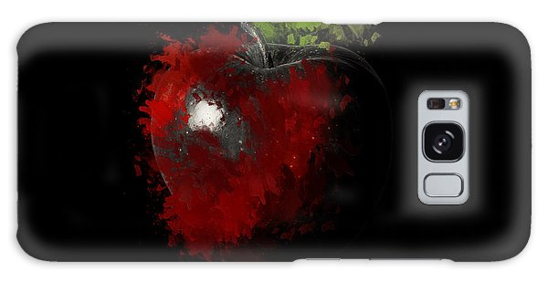 Gimme That Apple Galaxy Case by Lourry Legarde