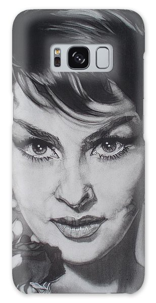 Gina Lollobrigida Galaxy Case by Sean Connolly