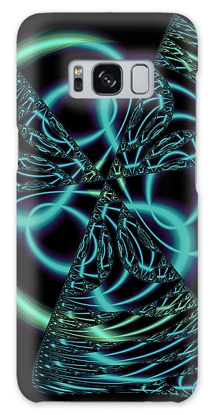 Gingezel 1 The Limit Galaxy Case by Judi Suni Hall