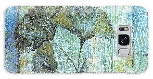 Plant Galaxy Case - Gingko Spa 2 by Debbie DeWitt