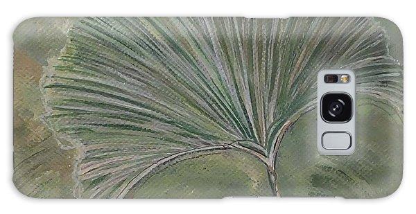 Ginko Leaf Galaxy Case