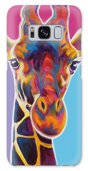 Giraffe - Marius Galaxy Case