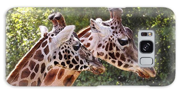 Giraffe 03 Galaxy Case