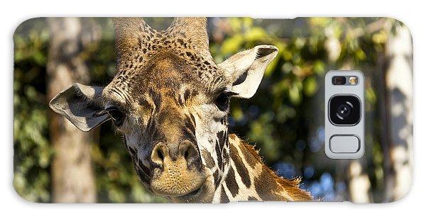 Giraffe 1 Galaxy Case
