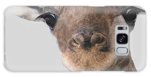 Giraffe Baby Galaxy Case