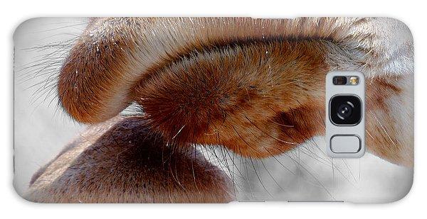 Giraffe Lips Galaxy Case
