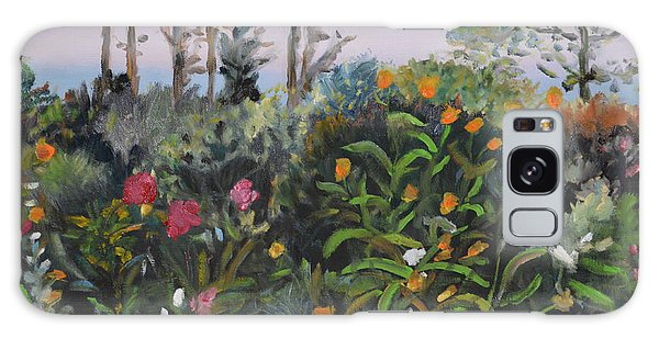 Giverny 2 Galaxy Case by Julie Todd-Cundiff