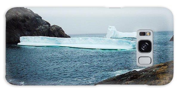 Glacial Beauty Galaxy Case