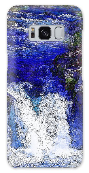 Glacial Flow-2 Galaxy Case