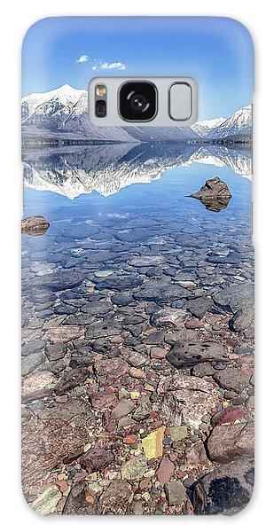 Glacial Lake Mcdonald Galaxy Case