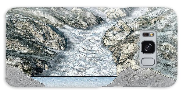 Kings Canyon Galaxy Case - Glacier-filled Kings Canyon by Nicolle R. Fuller
