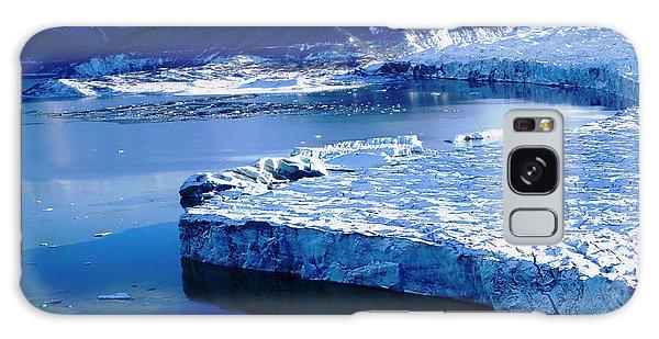 Galaxy Case - Glacier by Frank Savarese