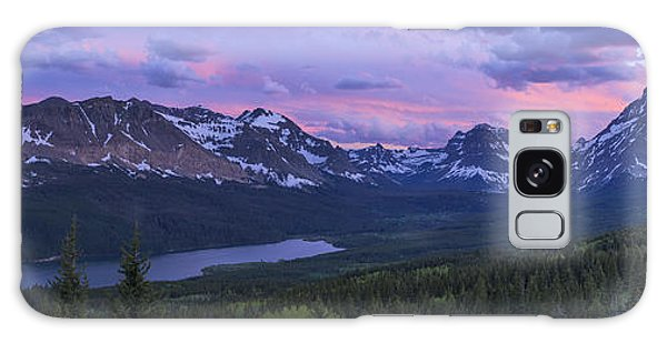 Indian Peaks Wilderness Galaxy Case - Glacier Glow by Chad Dutson