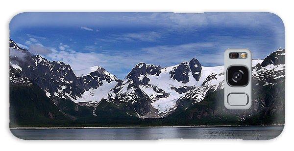 Glacier View Galaxy Case