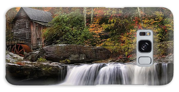 Glade Creek Grist Mill - Photo Galaxy Case