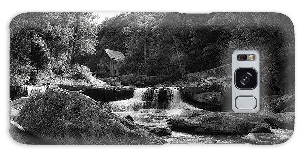 Glade Creek Waterfall Galaxy Case