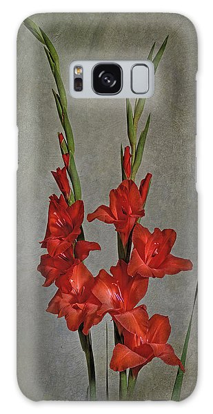 Gladiolus I Galaxy Case
