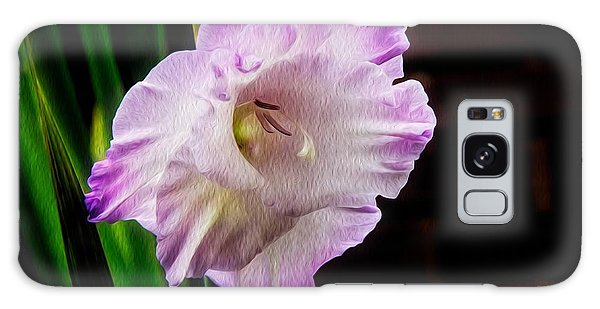Gladiolus - Summer Beauty Galaxy Case