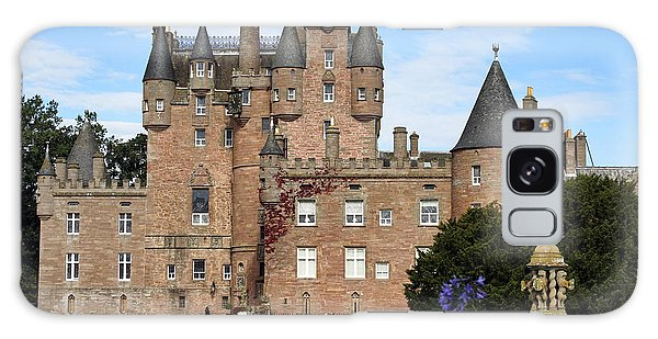 Glamis Castle Galaxy Case