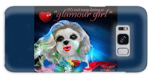Glamour Girl-3 Galaxy Case