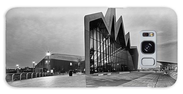 Glasgow Riverside Transport Museum Galaxy Case