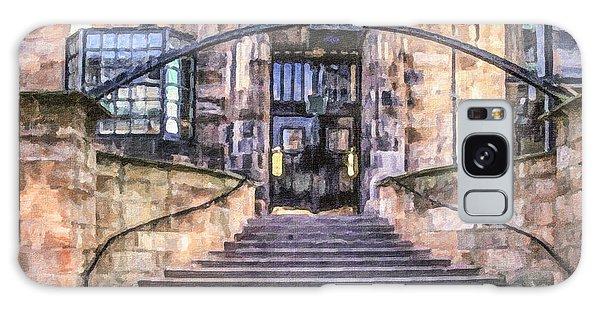 Glasgow School Of Art Galaxy Case