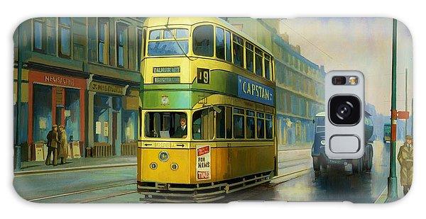 Glasgow Tram. Galaxy Case