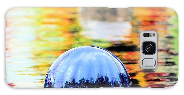 Glass Floats Galaxy Case by Elizabeth Budd
