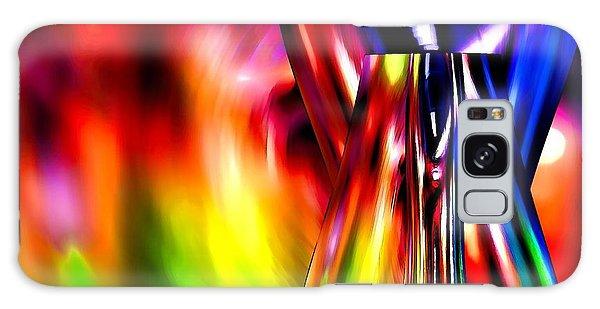 Glass In Motion Galaxy Case by Pamela Blizzard