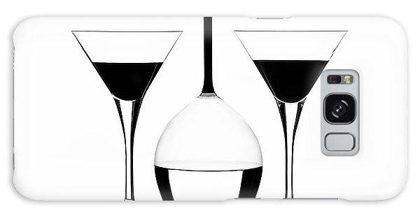 Glass Galaxy Case - Glass by Monika Bicski