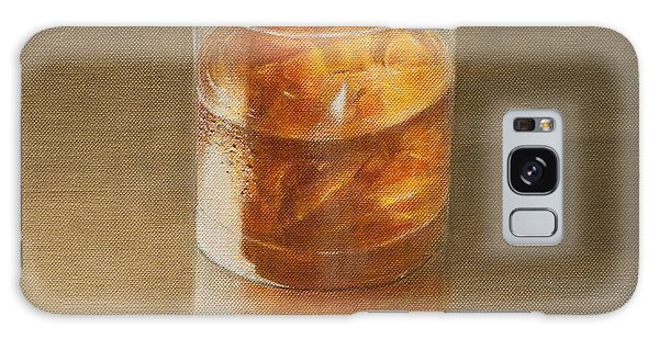 Bar Galaxy Case - Glass Of Whisky 2010 by Lincoln Seligman