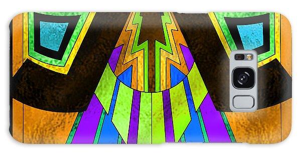 Glass Pattern 5 D Galaxy Case