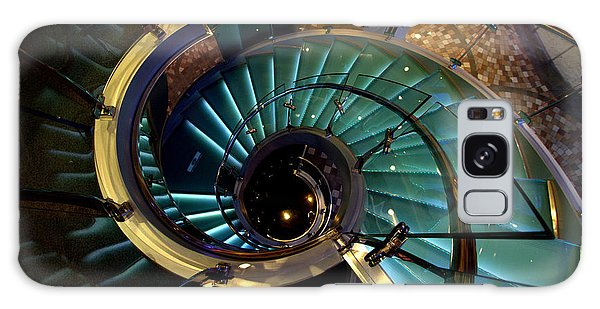 Glass Stairwell Galaxy Case