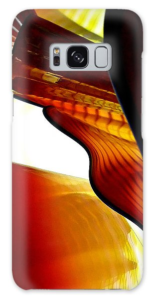 Glassware Abstract Galaxy Case