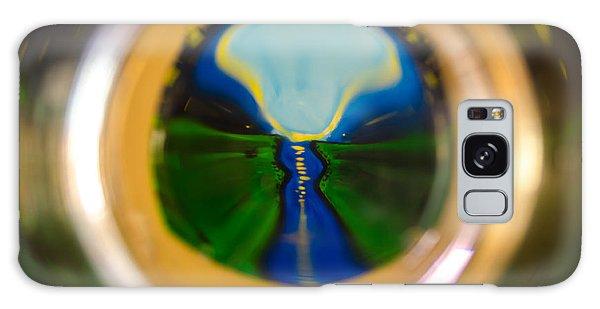 Glassy River Galaxy Case