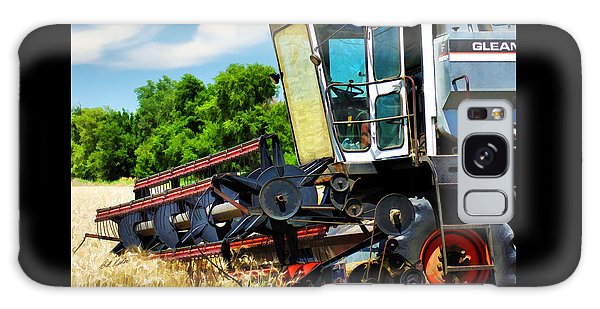 Gleaner F Combine Galaxy Case by Bill Kesler