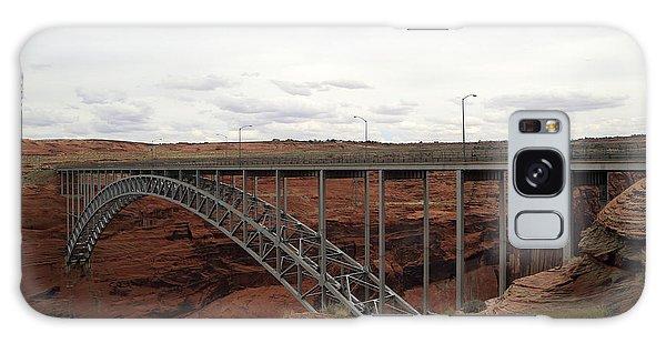 Glen Canyon Bridge Galaxy Case