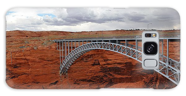 Glen Canyon Bridge Galaxy Case