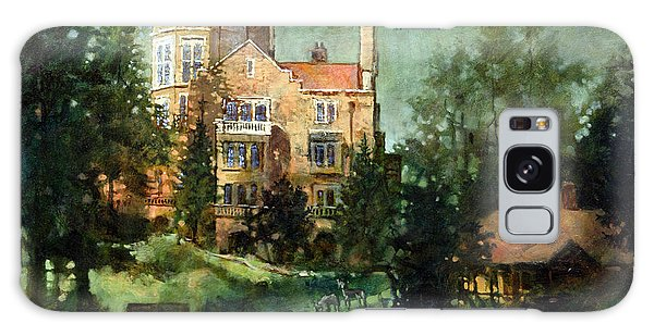 Glen Eyrie Sunrise Galaxy Case