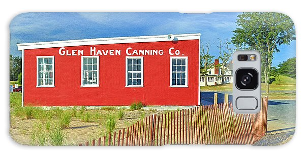Glen Haven Canning Co. Galaxy Case